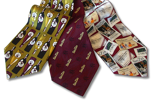 Custom Printed Ties