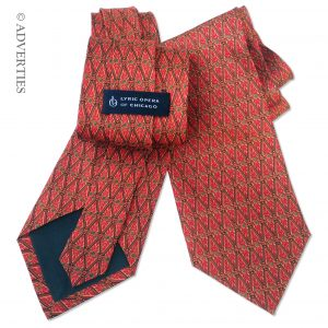upscale wearables chicago lyric opera custom neckties