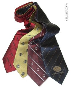 Company uniforms neckties custom scarf