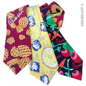 Adverties Chick-fil-a custom ties apparel branding